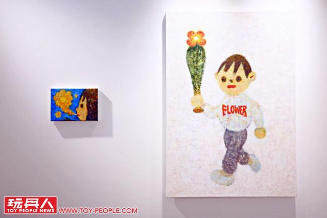 玩具探險隊【日光室少年】Teens in Sunroom - Kila Cheung個展 at The Little Hut