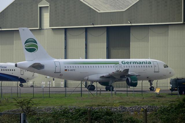 D-ASTZ A320