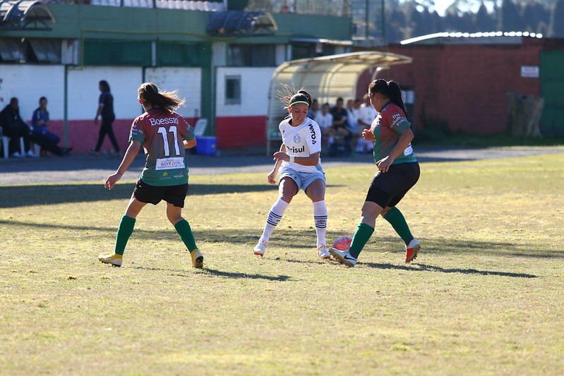Brasil de Farroupilha 0x2 Grêmio - Gauchão Feminino (25/06/2019)