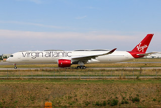F-WZNY AIRBUS A350-1000 Virgin Atlantic