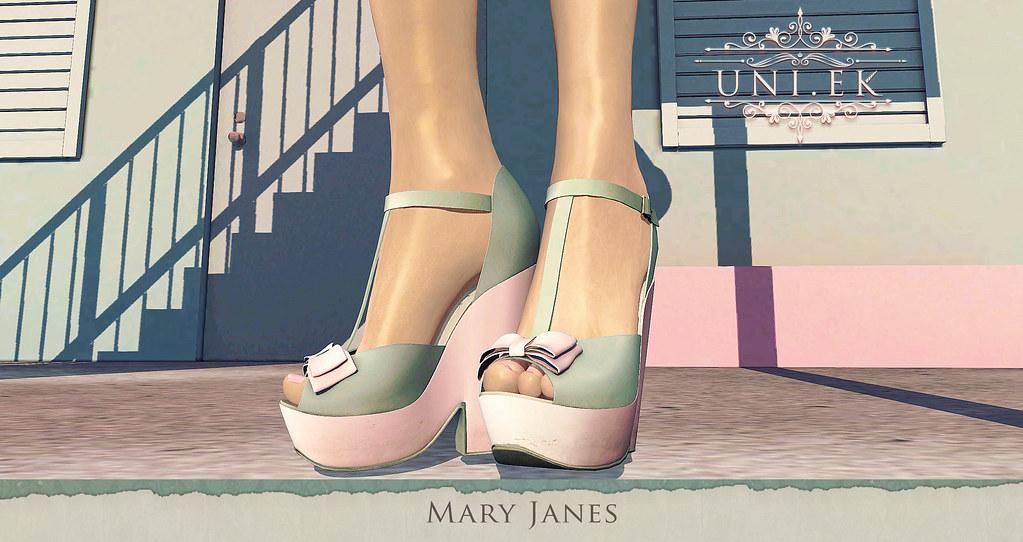 mary janes - TeleportHub.com Live!