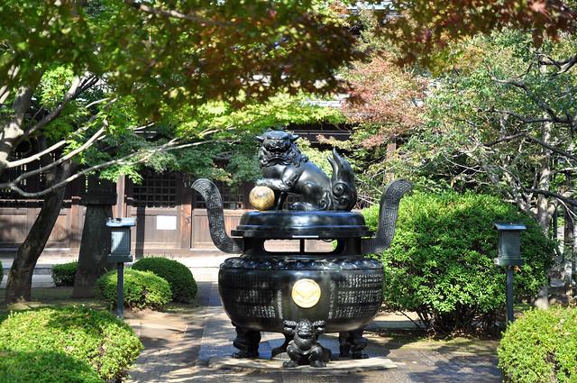 At Gōtokuji