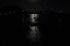 Mouillage de nuit