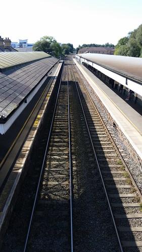 Lisburn Station