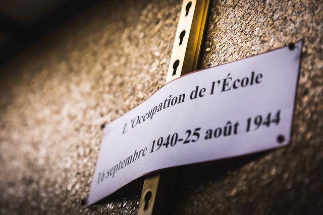 Exposition libération de Paris
