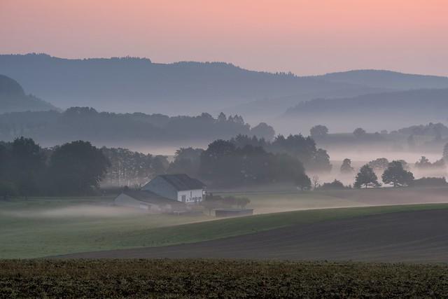 *Die kleine Farm am Rande der Stadt*