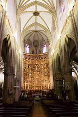 Basílica de l'Asssumpció, s. XV #gòtic #Lekeitio #urdaibai #euskadi