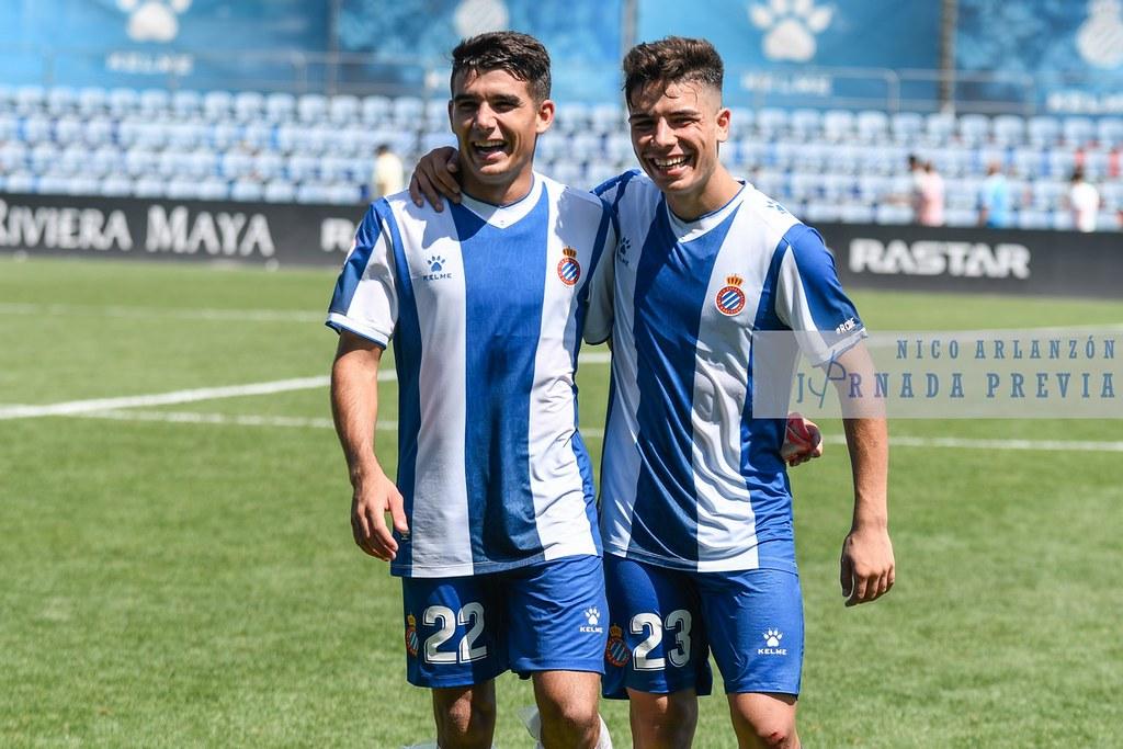 RCD Espanyol B - FC Andorra