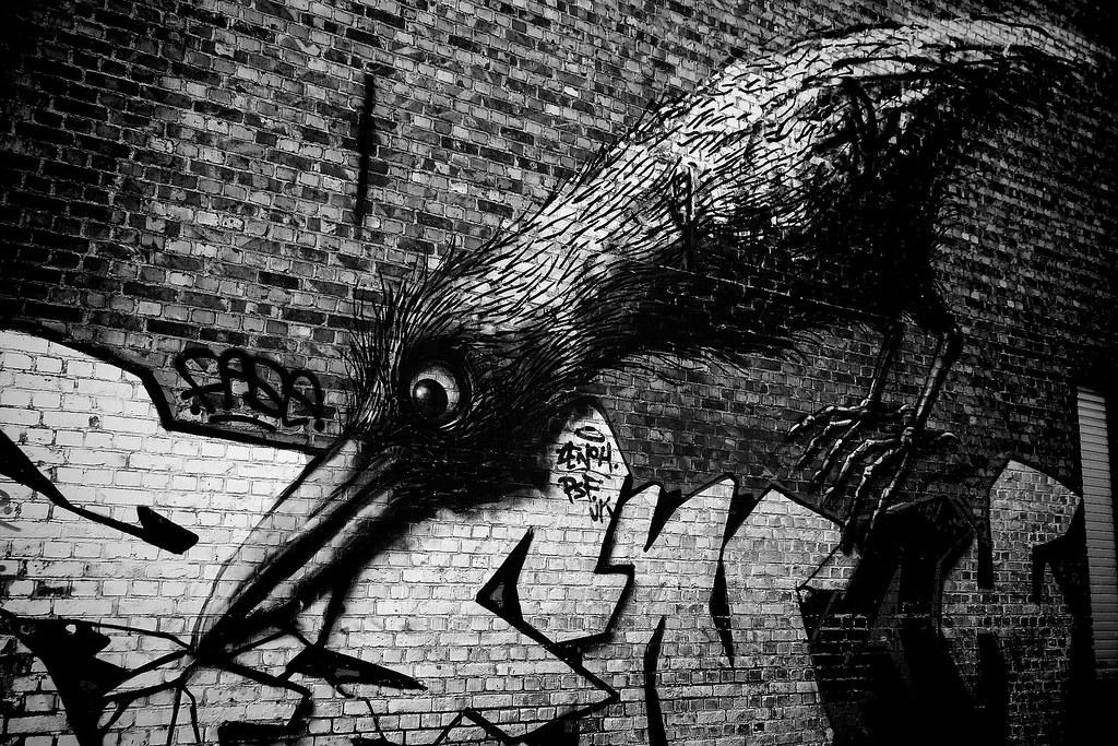 streetart ROA