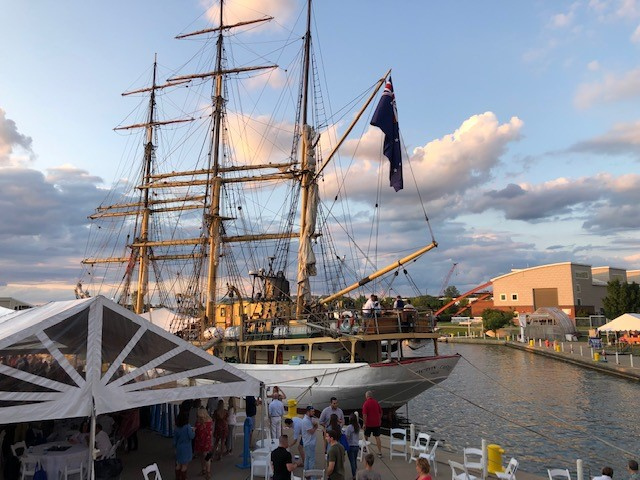 2019 Tall Ships & Anniversary Party
