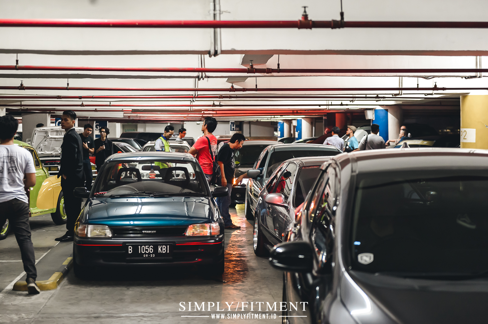 LOWFITMENTDAY 7 - NEW FORMAT & NEW CAR STYLE