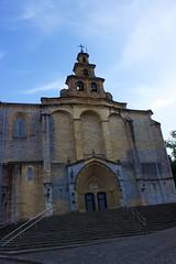 Església de Santa Maria, s. XV #gòtic #Gernika #urdaibai #euskadi