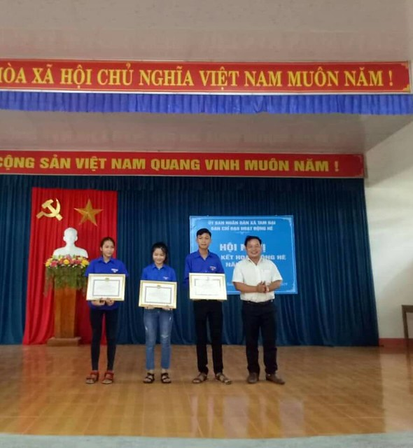 Tam Dai tong ket hoat dong he 2019