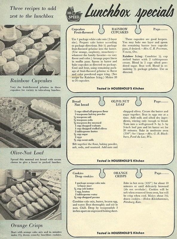Household Magazine 1958