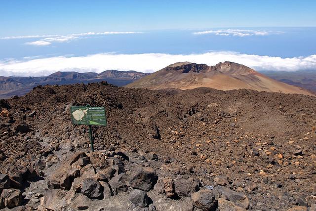 Pico Viejo route, Teide National Park, Tenerife
