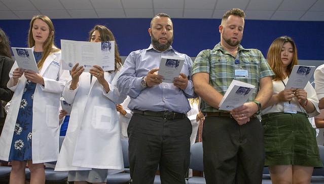 2019 Graduate Student Oath Ceremony