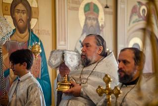 26.08.2019 | Литургия в Троицком соборе