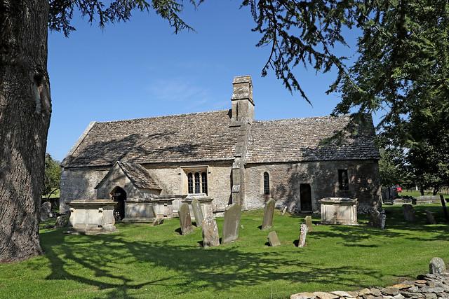 Church of Ampney St Mary