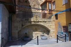 Las dos fuentes, s. XVI, Bermeo #Urdaibai #Euskadi