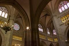 Catedral de Santiago, s. XIV-XIX #gòtic #tardogòtic #renaixement #neogòtic #Bilbo #Euskadi #astenagusia