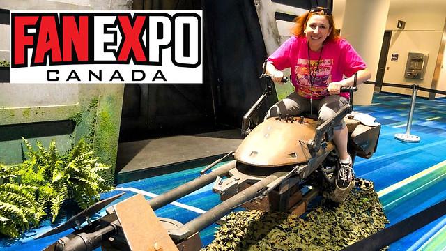 FanExpo Canada 2019