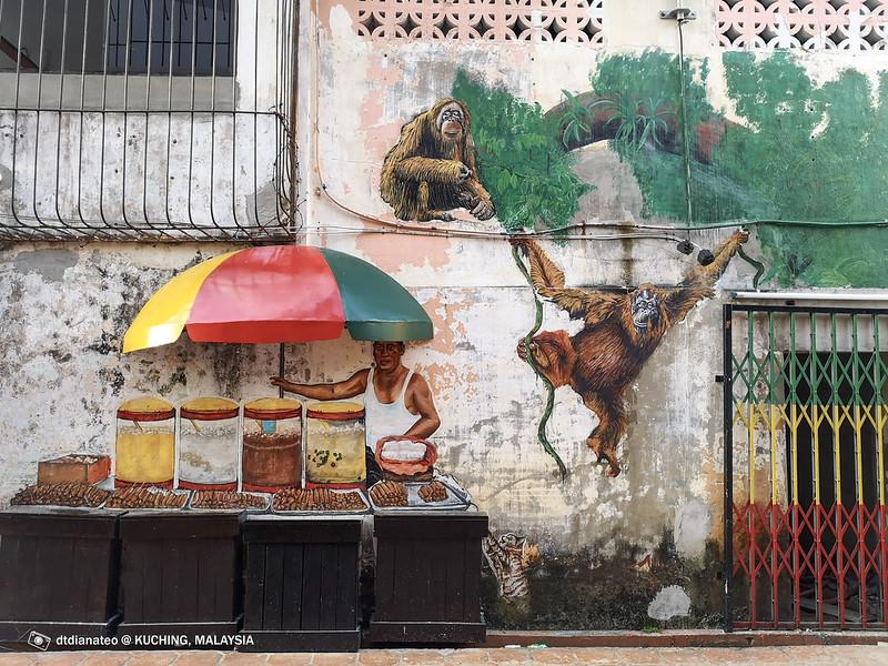 Kuching Art Murals