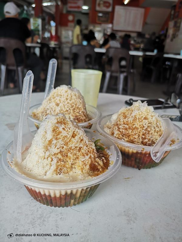 Kuching Swee Kang Ice Kacang