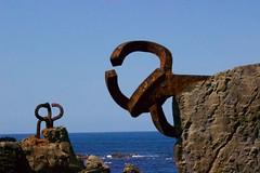 La Pinta del Vent #Chillida #Donostia #Euskadi