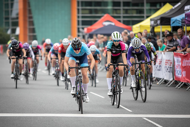 HSBC UK British Cycling Junior Womens Road Series. NWY&JT Day 3
