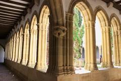 Claustre convent de Sant Francesc, s. XVI, #gòtic Bermeo #Urdaibai #Euskadi