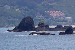Ria de Mundaka i platja de Laida des de Bermeo #Urdaibai #Euskadi