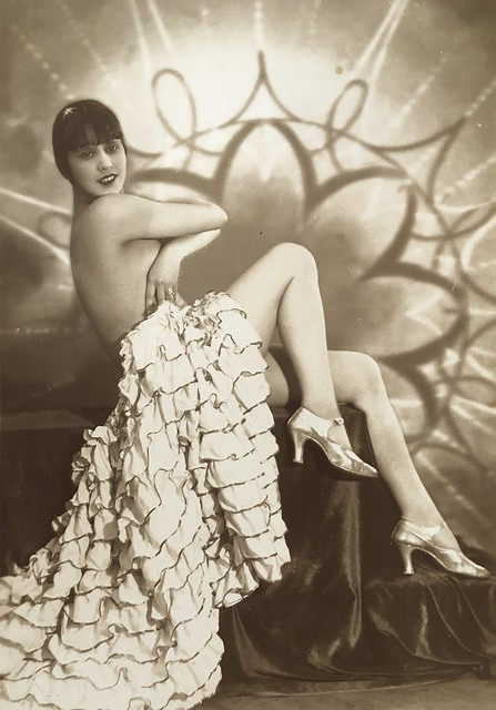 DESIRE AND STYLE * Photo impressions of the 1920s *