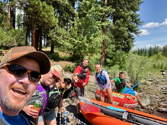 Family Day on the Blackfoot!