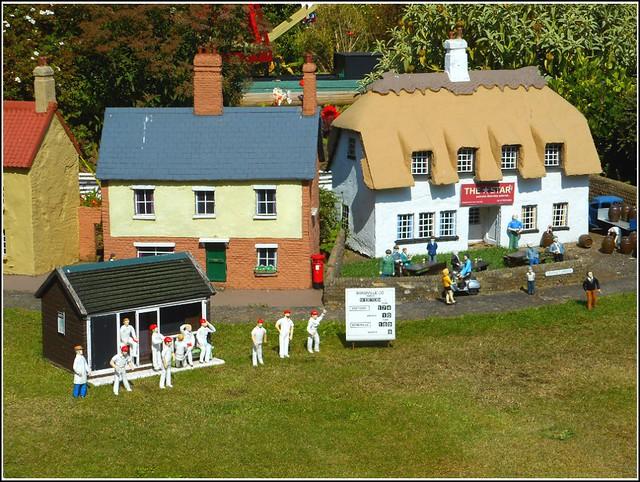 Village Cricket Match ..