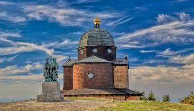 Švihák rožnovský: Kaple sv. Cyrila a Metoděje na Radhošti