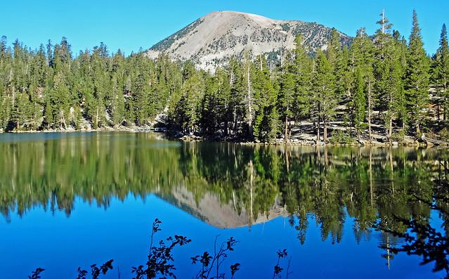 Lake Mary Serenity, Sierra Nevada, CA 2015