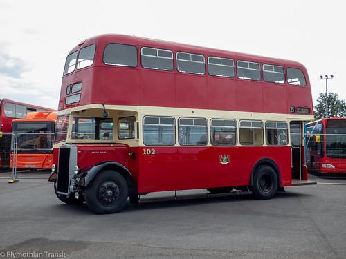 Plymouth Citybus OCO 502