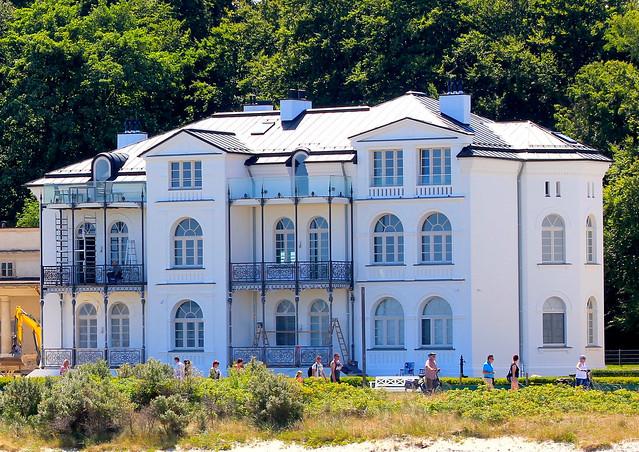 Strandvilla in Heiligendamm an der Ostsee