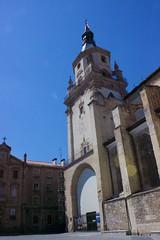 Catedral de Santa Maria (catedral vella), s. XIII #gòtic #Gasteiz #Vitoria #Euskadi