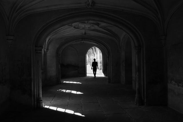 Into the Light - St John's College, Cambridge.