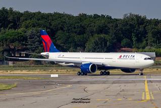 F-WWYS // N403DX Delta Air Lines Airbus A330-941 MSN 1931 ID 3403