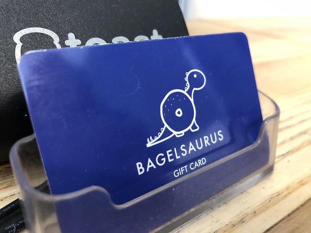 Bagelsaurus