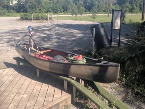 Street View Canoe
