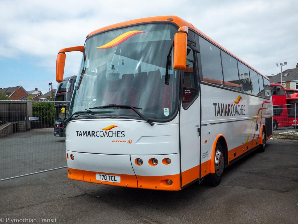 Tamar Coaches T70TCL