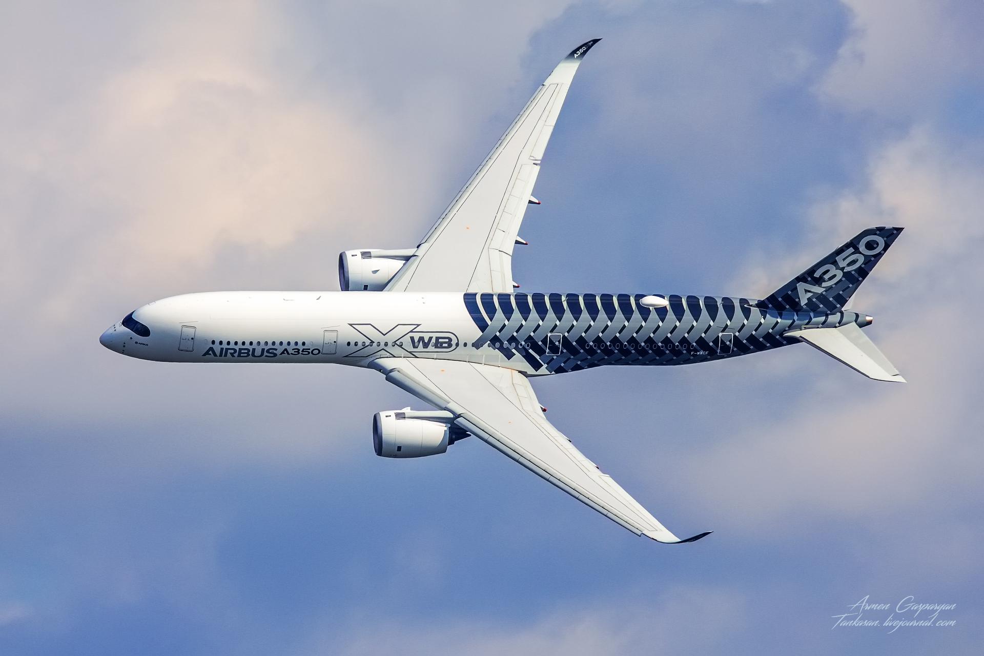 A350 - MAKS2019