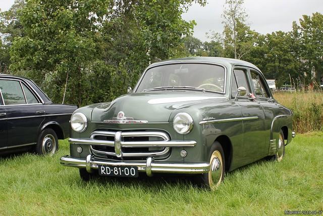 Vauxhall Velox 1954 (RD-81-00)