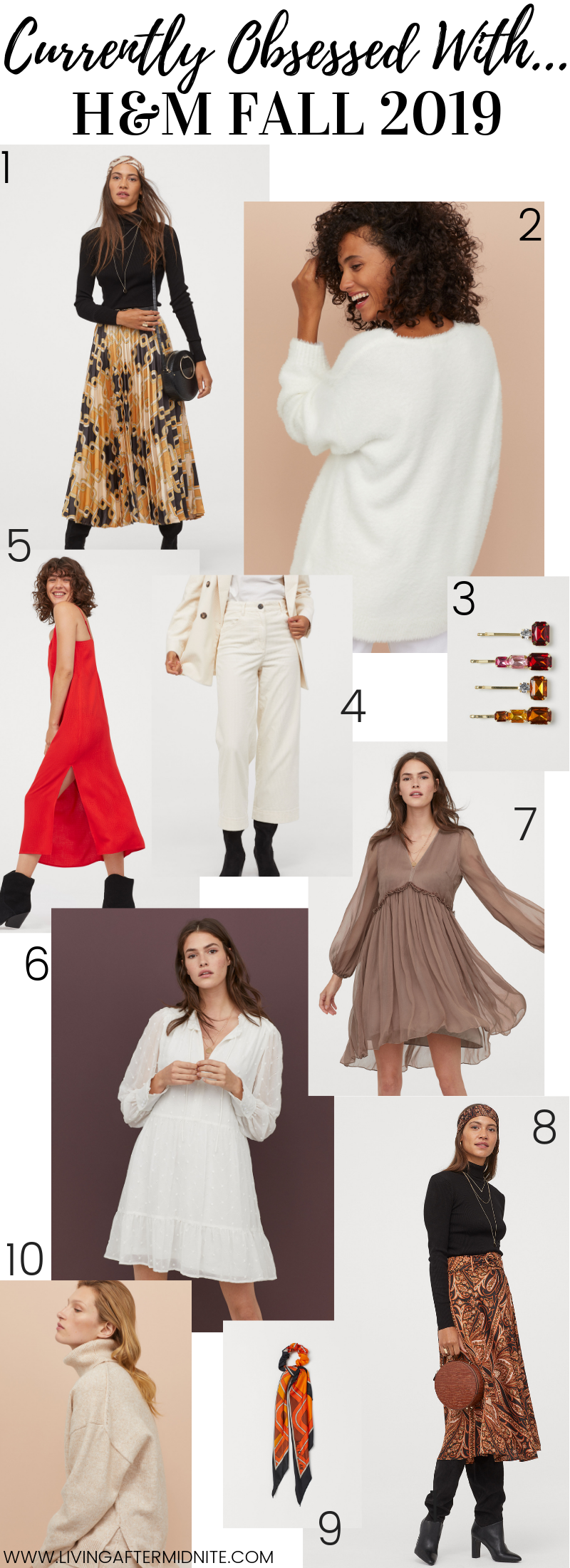 Currently Obsessed With: H&M Fall 2019 New Arrivals | Fall Shopping List | Neutral Fall Wardrobe | H&M Must Haves