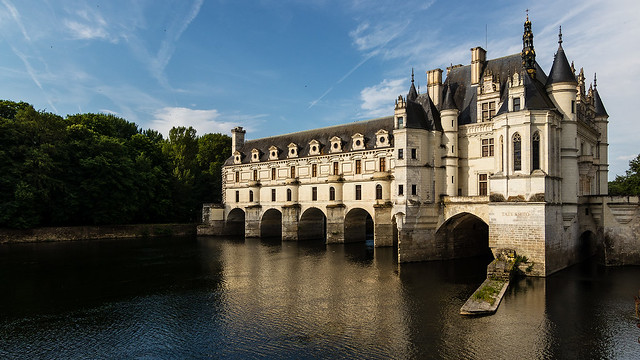 Chenonceau Castle - Loira valley