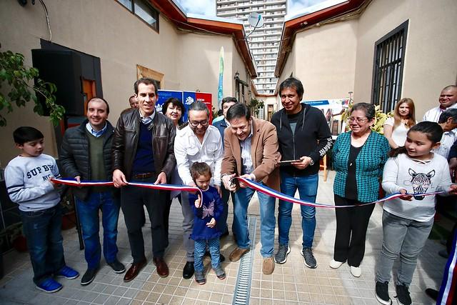 Cité Claudio Gay Renovado