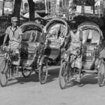 Rickshaw pullers